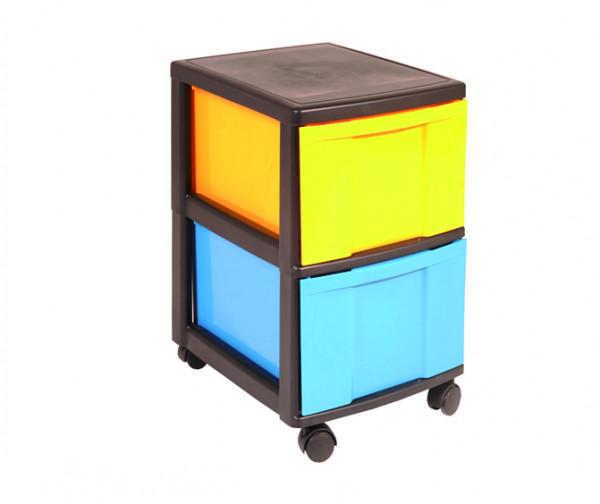 fahrbare Modulbox